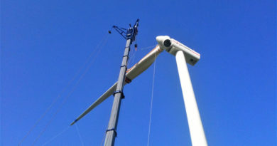 "IMPIANTO EOLICO ""S. ANNA"" 64 MW"